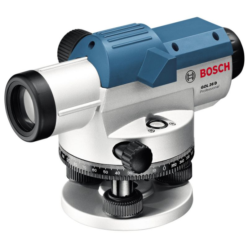 BOSCH Optický nivelační přístroj GOL 26 D